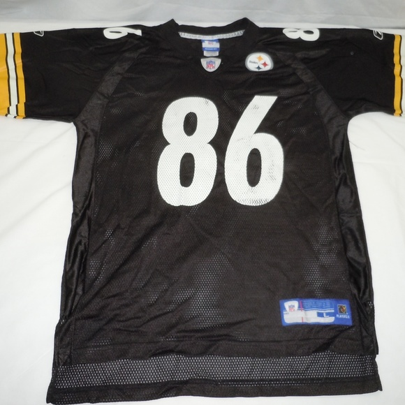 e01de257 Hines Ward Pittsburgh Steelers Jersey NFL Large L